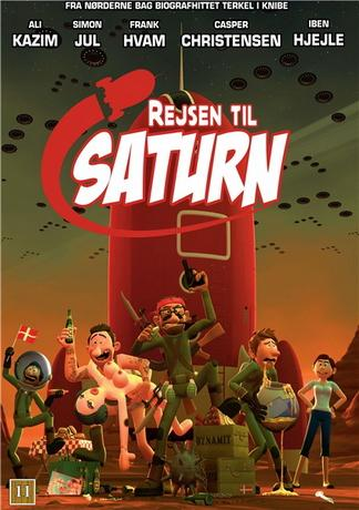 Экспедиция на Сатурн / Rejsen til Saturn (2008) DVDRip