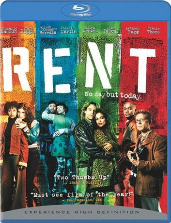 Богема / Rent (2005) BDRip