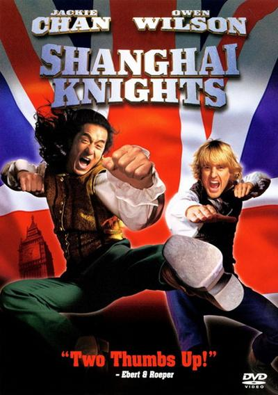 Шанхайские рыцари / Shanghai Knights (2003) DVDRip