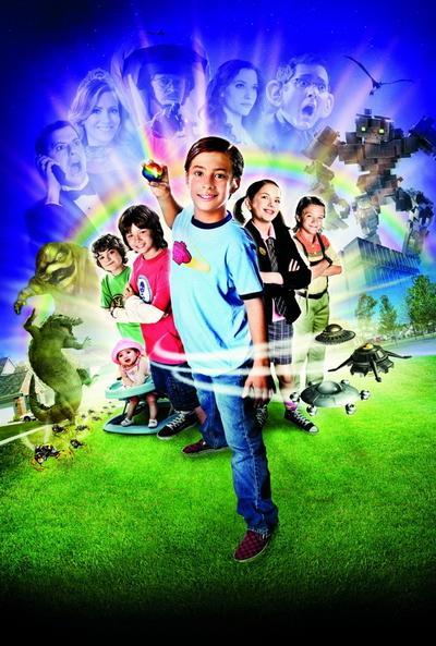 Камень желаний / Shorts (2009) DVDRip