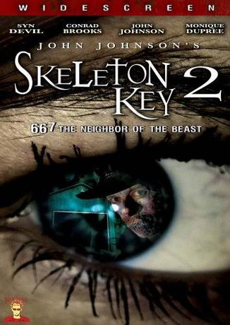 Ключ от всех дверей 2 / Skeleton Key 2: 667 Neighbor of the Beast (2008) DVDRip