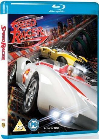 Спиди Гонщик / Speed Racer (2008) BDRip