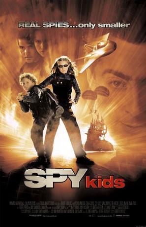 Дети шпионов / Spy Kids (2001) DVDRip