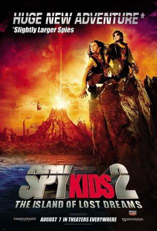 Дети шпионов 2: Остров несбывшихся надежд / Spy Kids 2: Island of Lost Dreams (2002) DVDRip