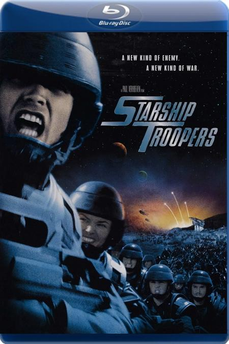 Зоряний десант / Звёздный десант / Starship Troopers (1997) BDRip
