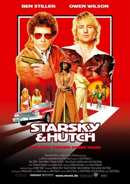 Старски и Хатч / Starsky & Hutch (2004) DVDRip