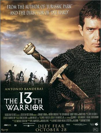 13-й воин / The 13th Warrior (1999) DVDRip