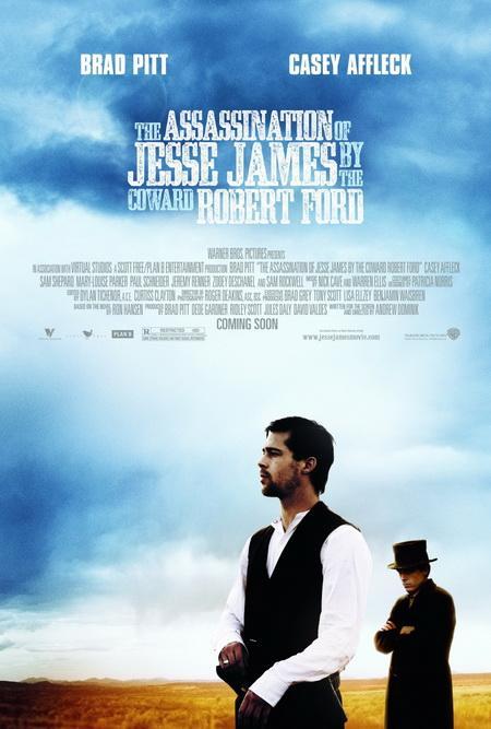 Как трусливый Роберт Форд убил Джесси Джеймса / The Assassination of Jesse James by the Coward Robert Ford (2007) DVDRip