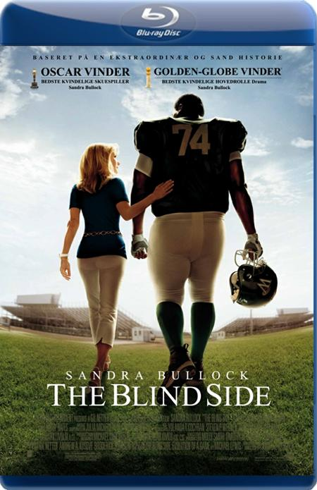 Невидима сторона / Невидимая сторона / The Blind Side (2009) BDRip