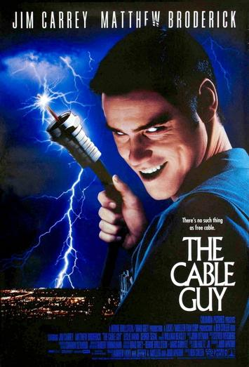 Кабельщик / The Cable Guy (1996) DVDRip