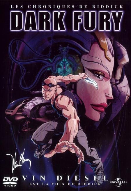 Хроники Риддика: Темная ярость / The Chronicles of Riddick: Dark Fury (2004) DVDRip