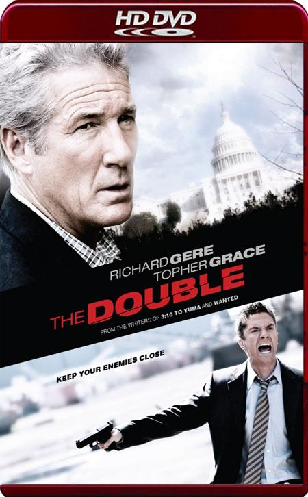 Двойной агент / The Double (2011) HDRip