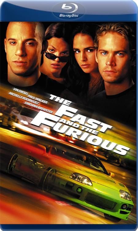 Форсаж / The Fast and the Furious (2001) BDRip Rus|Ukr