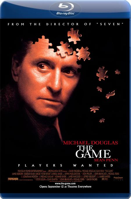 Гра / Игра / The Game (1997) BDRip