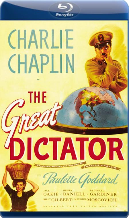 Великий диктатор / The Great Dictator (1940) BDRip