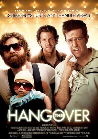 Мальчишник в Вегасе / The Hangover (2009) DVDRip