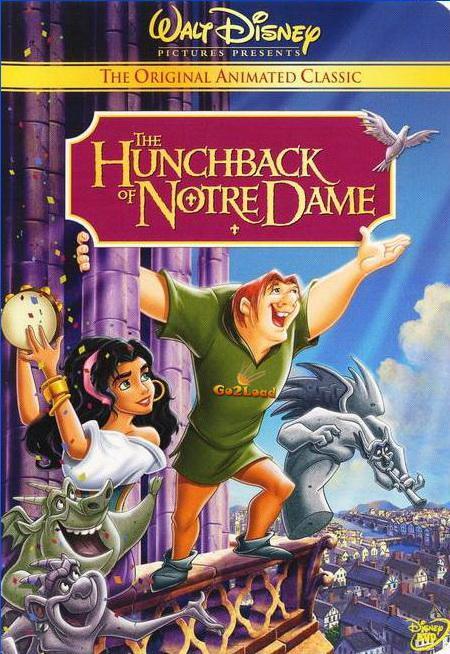 Горбун из Нотр Дама / The Hunchback of Notre Dame (1996) DVDRip
