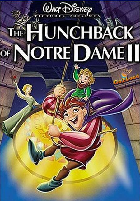 Горбун из Нотр Дама 2 / The Hunchback of Notre Dame II (2002) DVDRip