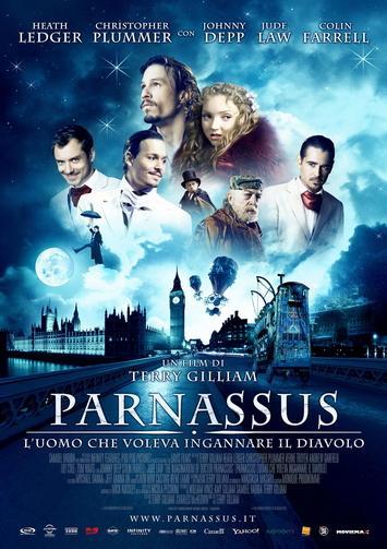 Воображариум доктора Парнаса / The Imaginarium of Doctor Parnassus (2009) DVDRip