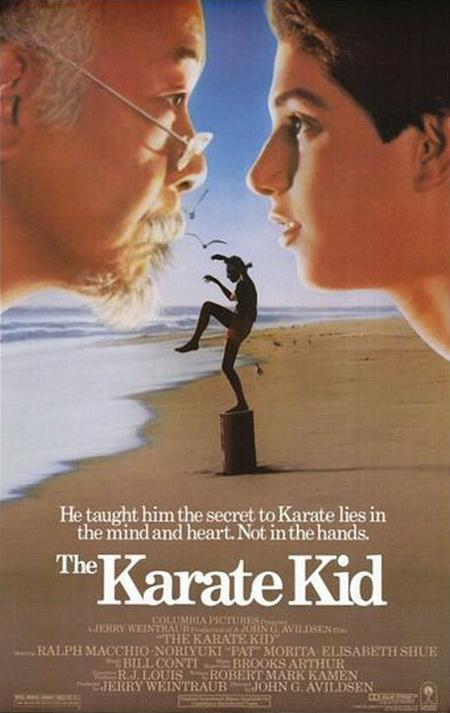 Парень-каратист / The Karate Kid (1984) DVDRip
