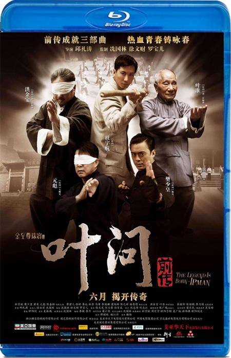 Ип Ман: Рождение легенды / The Legend Is Born: Ip Man / Yip Man chinchyun (2010) BDRip