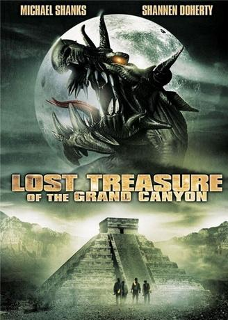 Сокровища ацтеков / The Lost Treasure of the Grand Canyon (2008) DVDRip