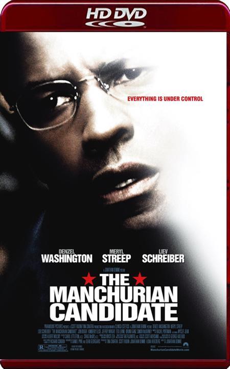 Маньчжурский кандидат / The Manchurian Candidate (2004) HDRip