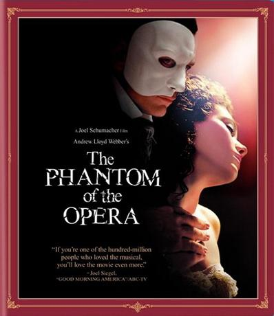 Призрак оперы / The Phantom of the Opera (2004) HDRip