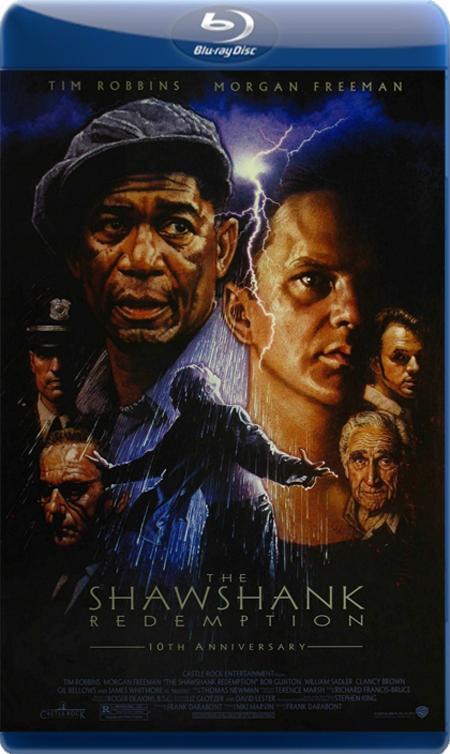 Втеча з Шоушенка / Побег из Шоушенка / The Shawshank Redemption (1994) BDRip