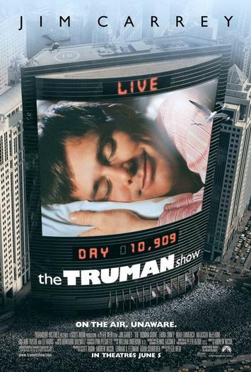 Шоу Трумана / The Truman Show (1998) DVDRip