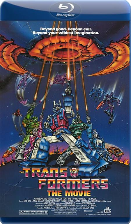 Трансформери / Трансформеры / Transformers: The Movie (1986) BDRip