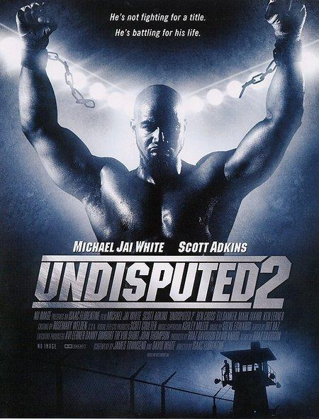 Неоспоримый 2 / Undisputed II: Last Man Standing (2006) DVDRip