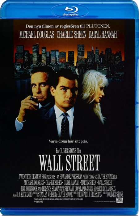 Волл-стріт / Уолл-стрит / Wall Street (1987) BDRip
