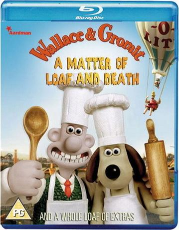 Уоллес и Громит: Дело о смертельной выпечке / Wallace and Gromit in 'A Matter of Loaf and Death' (2008) BDRip
