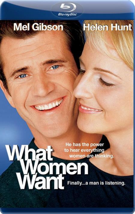 Чого хочуть жінки / Чего хотят женщины / What Women Want (2000) BDRip