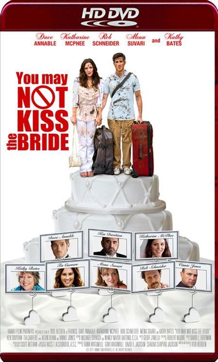 Притворись моим мужем / You May Not Kiss the Bride (2012) HDRip