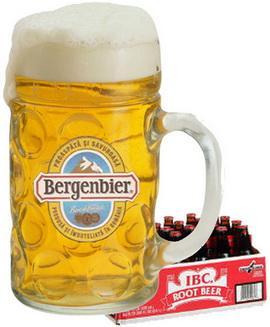 Bergenbier & IBC Root Beer
