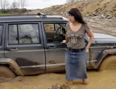 Настоящие женщины за рулем (ТОП-10)