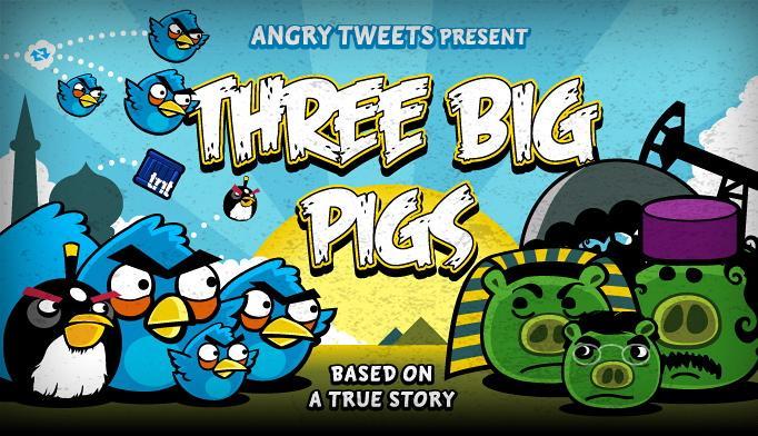 Three Big Pigs