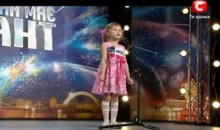«Україна має талант-3» Диана Козакевич (Днепропетровск)