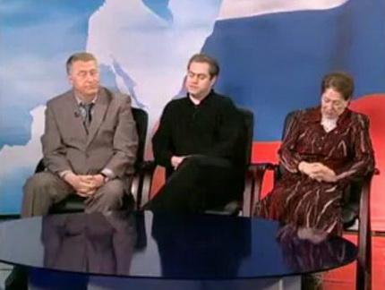 Жириновский на теледебатах! Одним словом: Жириновский