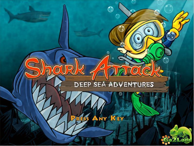 Shark Attack. Deep Sea Adventures (полная версия)