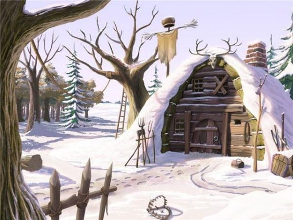 Снежная королева (RU / Adventure / 2008)