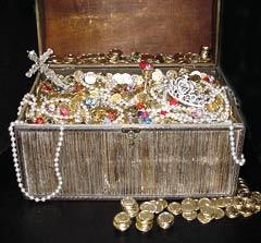 Клады и сокровища