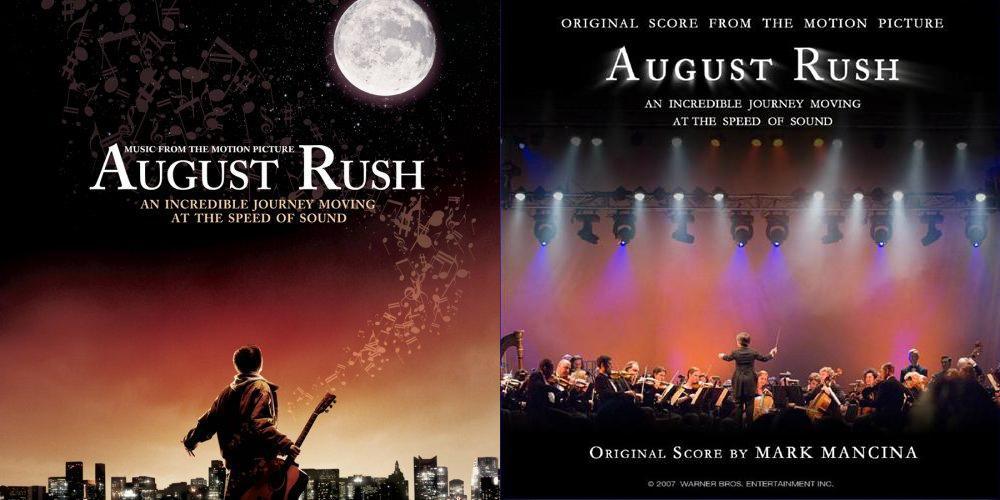 Август Раш / August Rush (2007) OST + Score