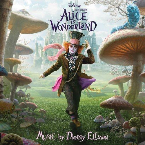 Алиса в стране чудес / Alice in Wonderland Score (2010) OST