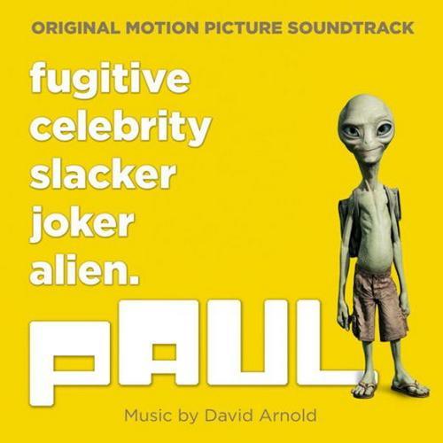 Пол Секретный материальчик - Paul (David Arnold & VA) [iTunes version] (2011) Soundtrack
