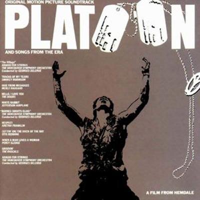 Взвод / Platoon (1986) OST