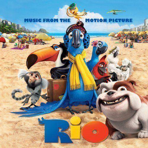 Рио - Rio (2011) OST + Bonus Track