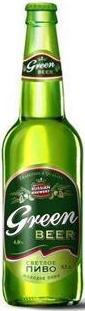 Реклама пива Green Beer
